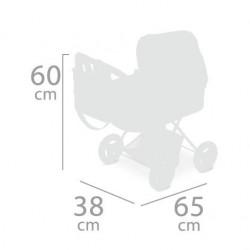 Poussette pour Poupées Little Pet Pliable De Cuevas Toys 85039 | De Cuevas Toys
