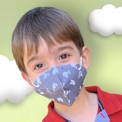 Masque hygiénique réutilisable Enfants Sky 105.10002 | De Cuevas Toys