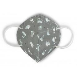 Masque hygiénique réutilisable Enfants Sky De Cuevas Toys 105.10002
