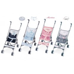 Poussette pour Poupées Pliante Chaise DeCuevas Toys 90096