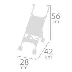 Poussette pour Poupées Pliante Chaise DeCuevas Toys 90096 | DeCuevas Toys