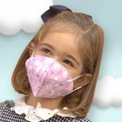 Masque hygiénique réutilisable Enfants Magic María | DeCuevas Toys