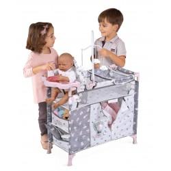 Armoire Table à Langer de Poupées Pliable Sky DeCuevas Toys 53035 | DeCuevas Toys