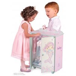 Armoire de Poupée en Bois Ocean Fantasy DeCuevas Toys 55241 | DeCuevas Toys
