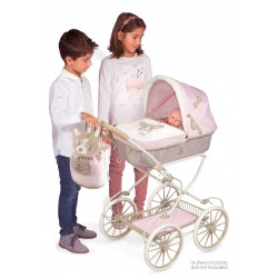 Chariot de Poupée Pliant Didí DeCuevas Toys 80043   DeCuevas Toys