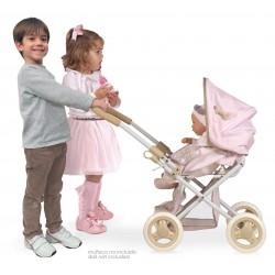 Chariot et Chaise de Poupée 3x1 Pliant Didí DeCuevas Toys 85143   DeCuevas Toys