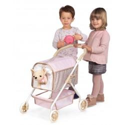 Chariot d'Animaux de Compagnie Mi Primer Coche Didí DeCuevas Toys 86143   DeCuevas Toys